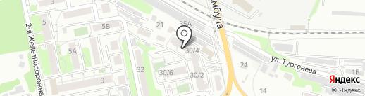 Лавка впечатлений на карте Иркутска
