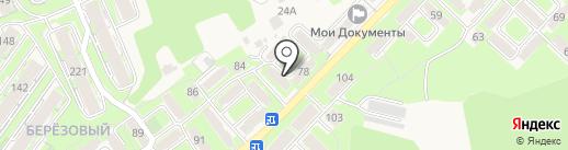Ладья на карте Марковой