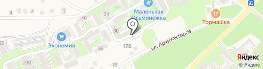Sportclub 911 на карте Марковой