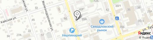 Kar3g на карте Иркутска