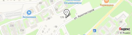 Пивной дом на карте Марковой