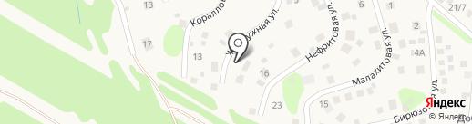 Варяг на карте Марковой