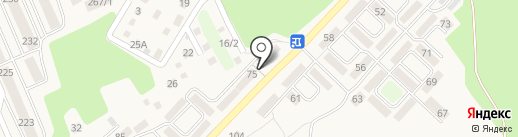 БТИ на карте Марковой