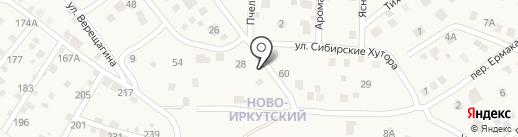 Комбат на карте Марковой