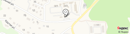 Предприятие Иркут-Инвест на карте Марковой