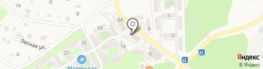 Корзина38 на карте Марковой