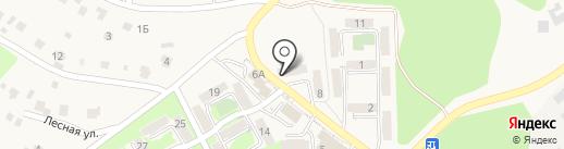 Иркутская городская станция по борьбе с болезнями животных на карте Марковой