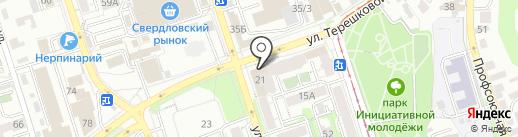 Kattynailsss на карте Иркутска