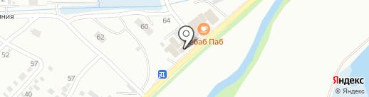 Фасад38 на карте Иркутска