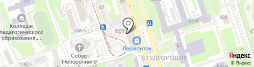 Fix Up на карте Иркутска