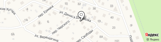 Бобро на карте Марковой