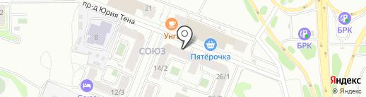 Тепло на карте Иркутска