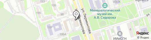 Loft_shop на карте Иркутска