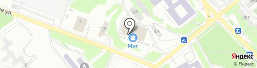 Социальный зоомаркет на карте Иркутска