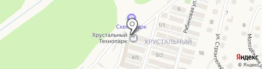 АЛЬЯНС на карте Марковой
