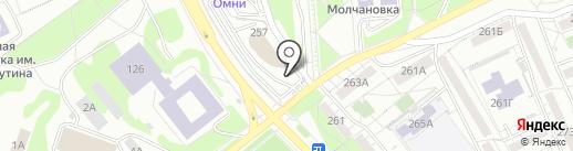СТУДИЯ ЧИСТОТЫ на карте Иркутска