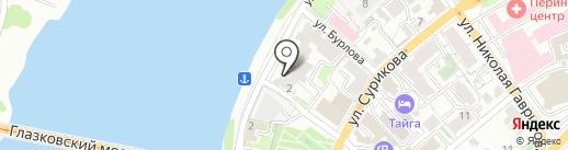 Царские кладовые на карте Иркутска
