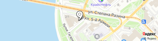 AniBalak на карте Иркутска
