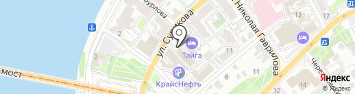 МЕГАБОТ на карте Иркутска