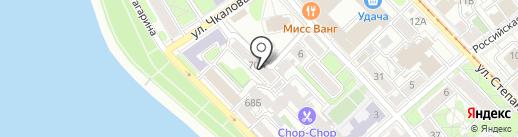 Альянс СпецСервис на карте Иркутска