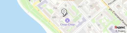 Первое Кино. Байкал на карте Иркутска