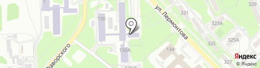 ТендерСервис на карте Иркутска