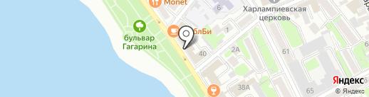 СК Займ на карте Иркутска