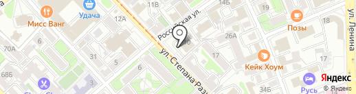 ВТБ Медицинское страхование на карте Иркутска