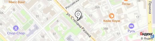 МиМиЛавка на карте Иркутска