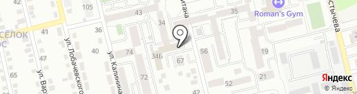 FirstDEDIC на карте Иркутска