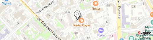 СК-СОФТ на карте Иркутска