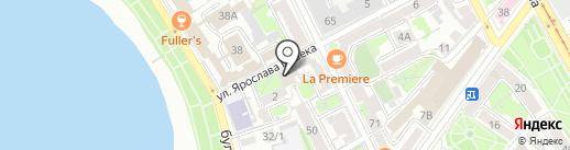 Neroli на карте Иркутска