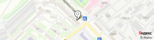 Толковый бухгалтер на карте Иркутска