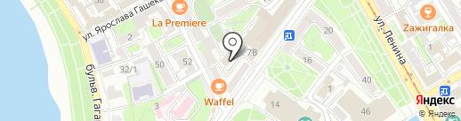 COOLEX Clean на карте Иркутска