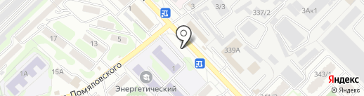 ФруктЭконом на карте Иркутска