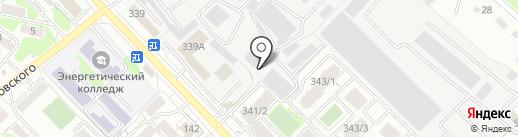 Управляющая Клининговая Компания Альянс на карте Иркутска