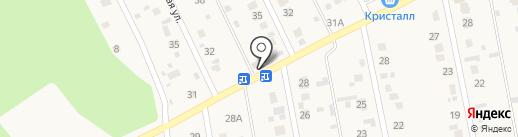 Вуаля на карте Карлука