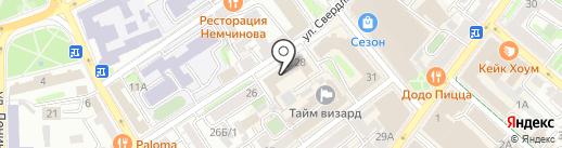 СИБИРСКАЯ ТЕПЛОЭНЕРГЕТИЧЕСКАЯ КОМПАНИЯ на карте Иркутска