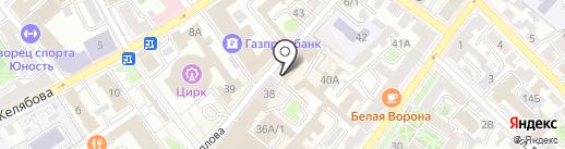 Сибирь-МАЗ-Сервис, ЗАО на карте Иркутска