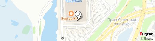 Polar на карте Иркутска