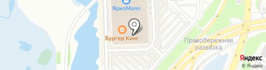 TURBA на карте Иркутска