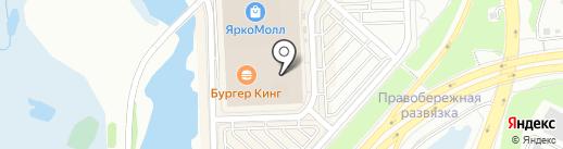 In point на карте Иркутска