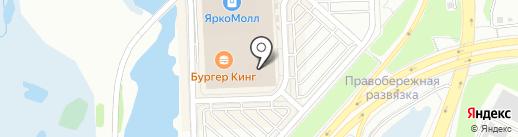 LuiSante на карте Иркутска