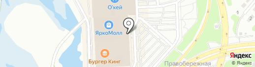 Sneaker step на карте Иркутска