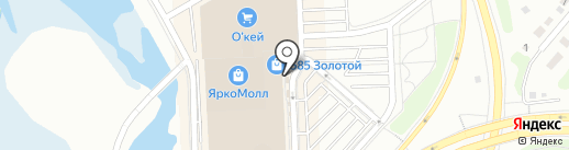 Обувь% на карте Иркутска