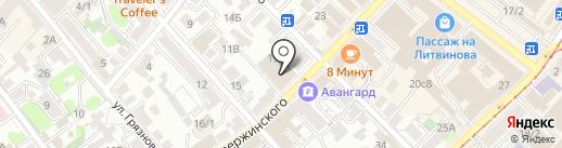 Toy.ru на карте Иркутска