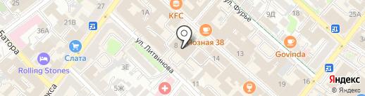 Wolow на карте Иркутска