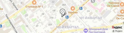 АСЦентр на карте Иркутска