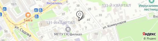SC Apple на карте Иркутска