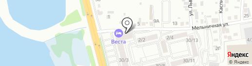Ломбард Бриллиант+ на карте Иркутска